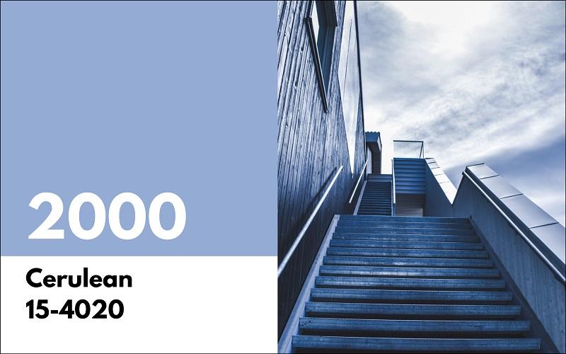 رنگ سال 2000